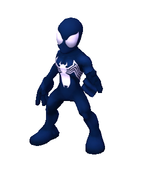 While he made his initial costume and web-shooters himself the black suit enhances his abilities and provides its own webs since it is a symbiotic creature ...  sc 1 st  SHSO Community Hub & Black Suit Spider-Man - SHSO Community Hub